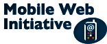 Mobile Web Initiative by W3C