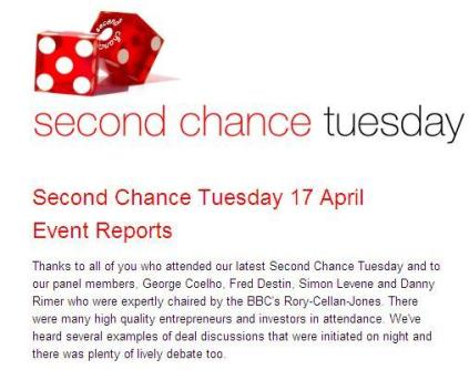Second Chance London