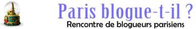 Paris Blogue-t-il?