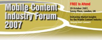 Mobile Content Industry Forum